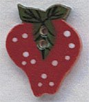 86079 - Strawberry 3/4in x 7/8in - 1 per pkg